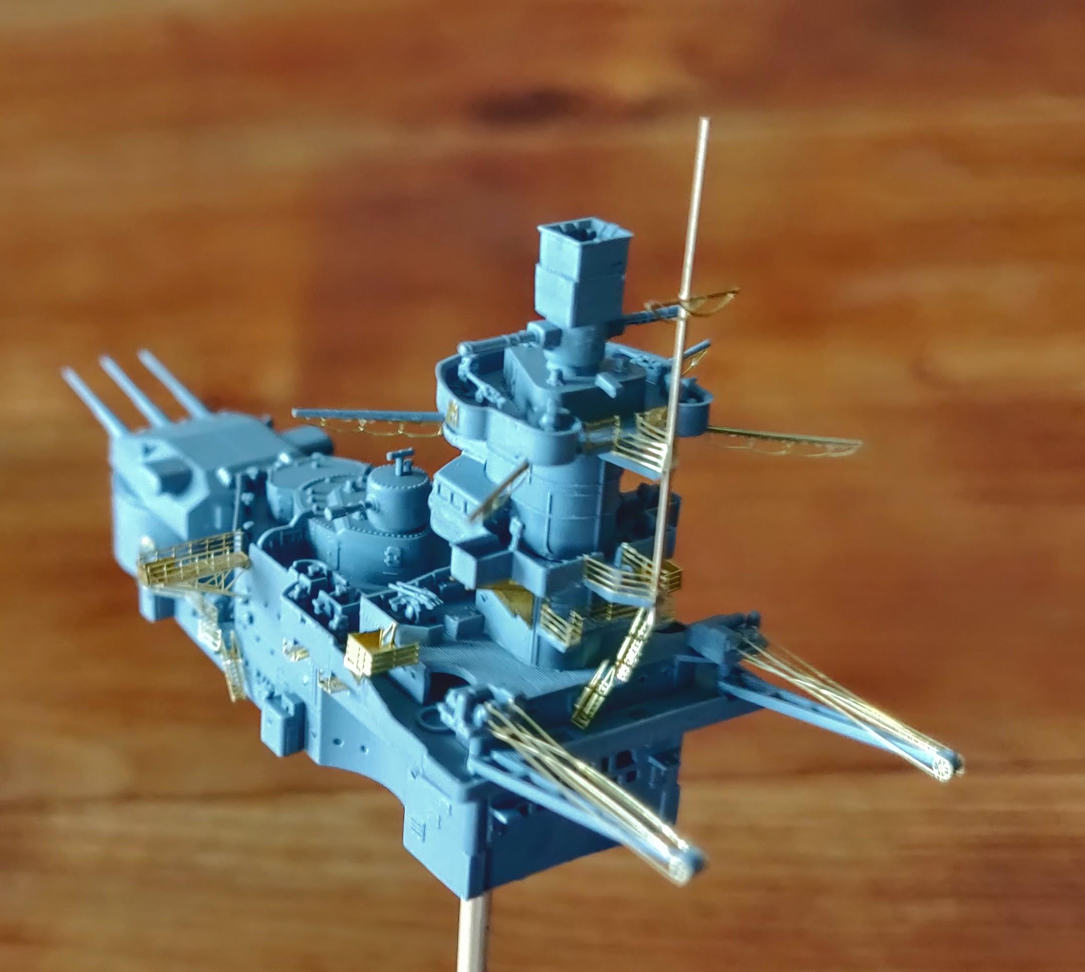 scharnhorst flyhawk 1943 1/700 IMG_20200505_170756