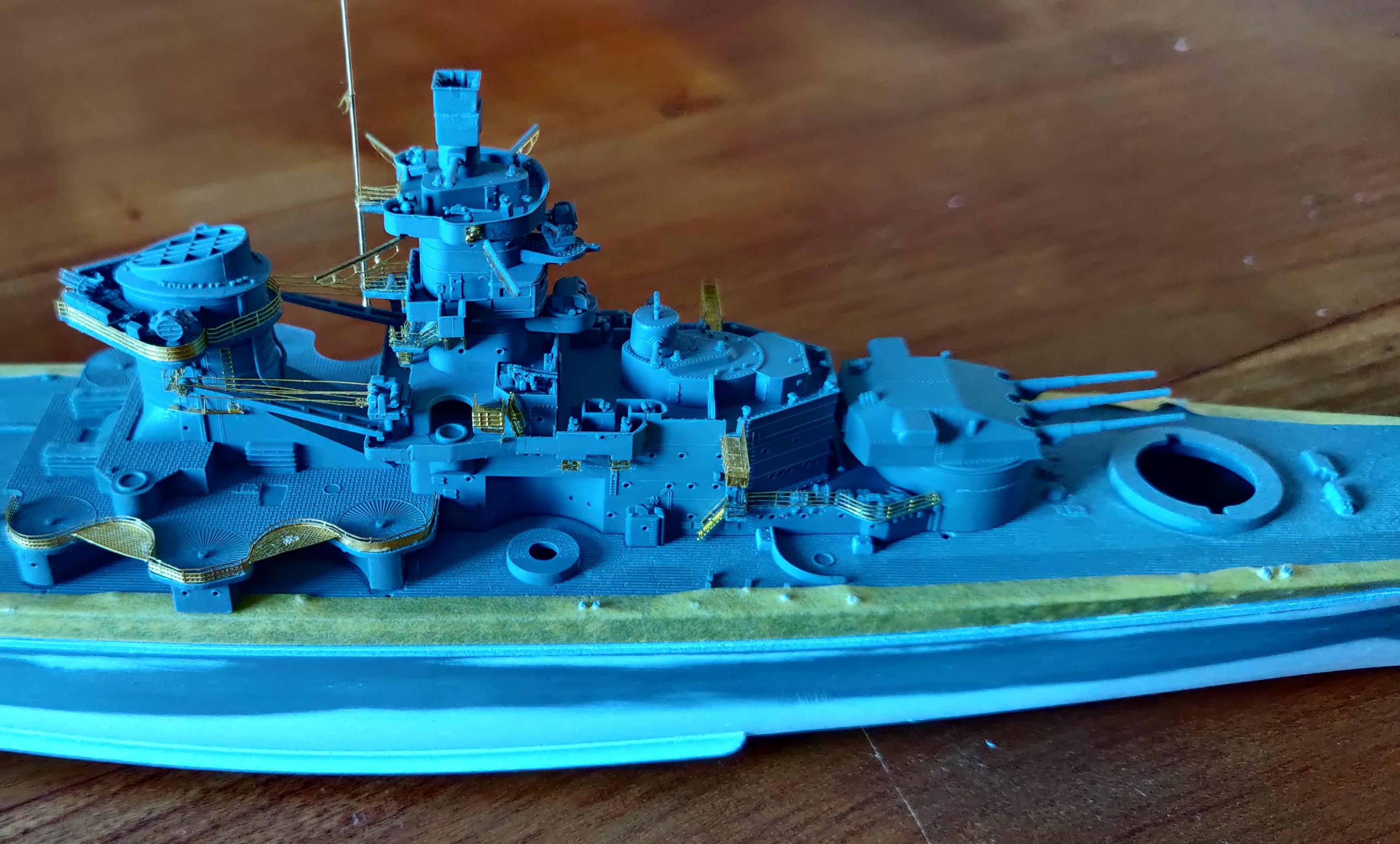 scharnhorst flyhawk 1943 1/700 IMG_20200506_192002