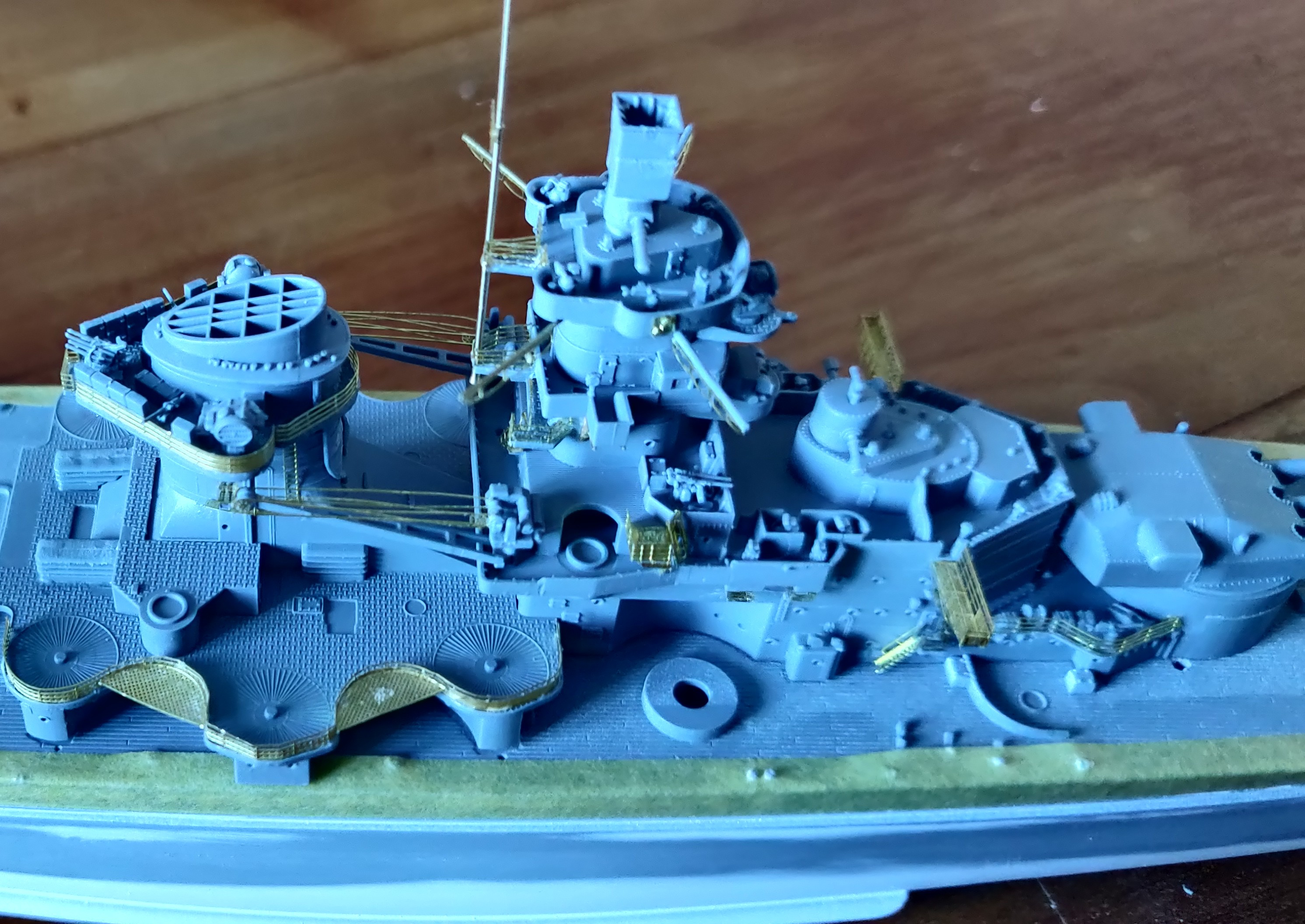 scharnhorst flyhawk 1943 1/700 IMG_20200506_192013