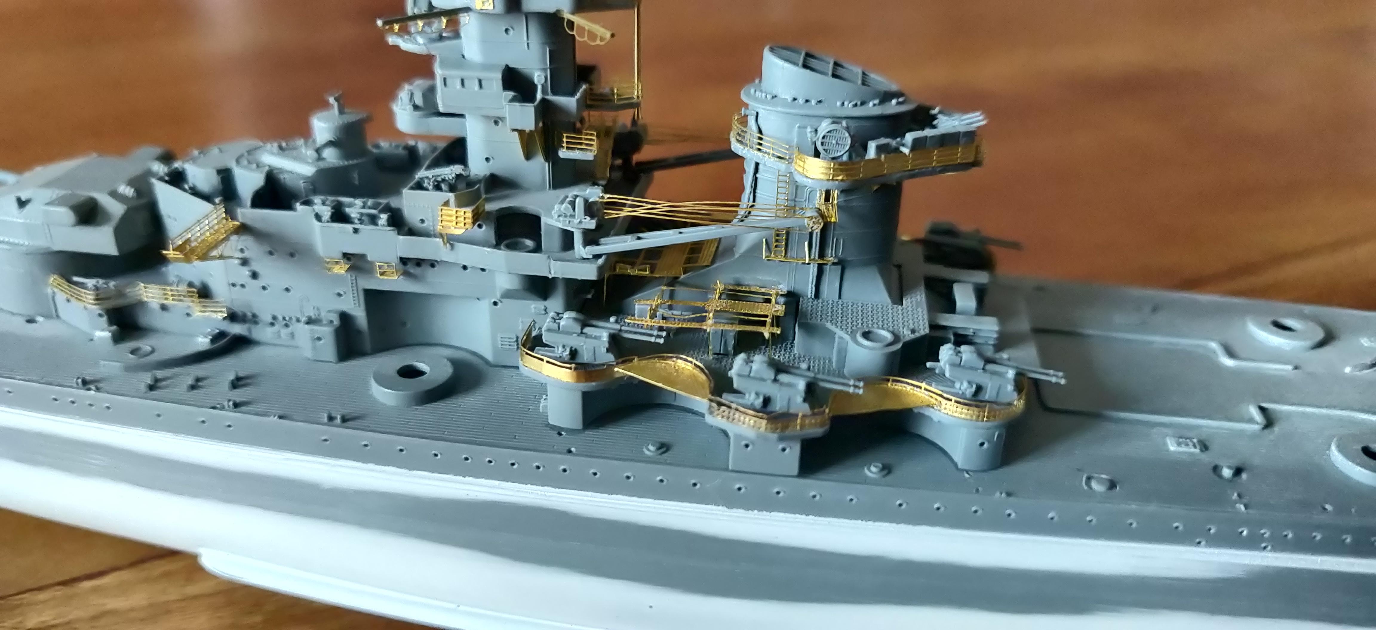 scharnhorst flyhawk 1943 1/700 IMG_20200509_190802