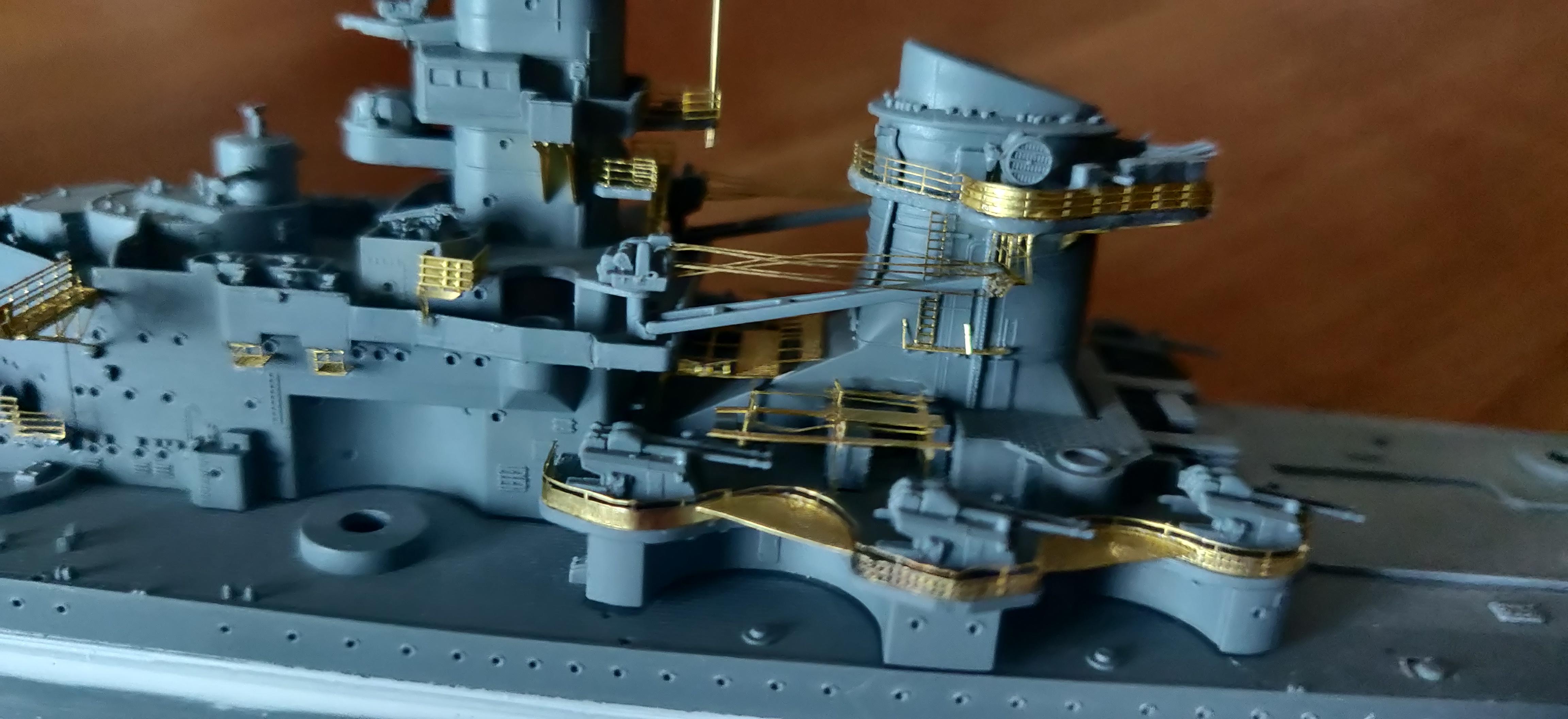 scharnhorst flyhawk 1943 1/700 IMG_20200509_190920