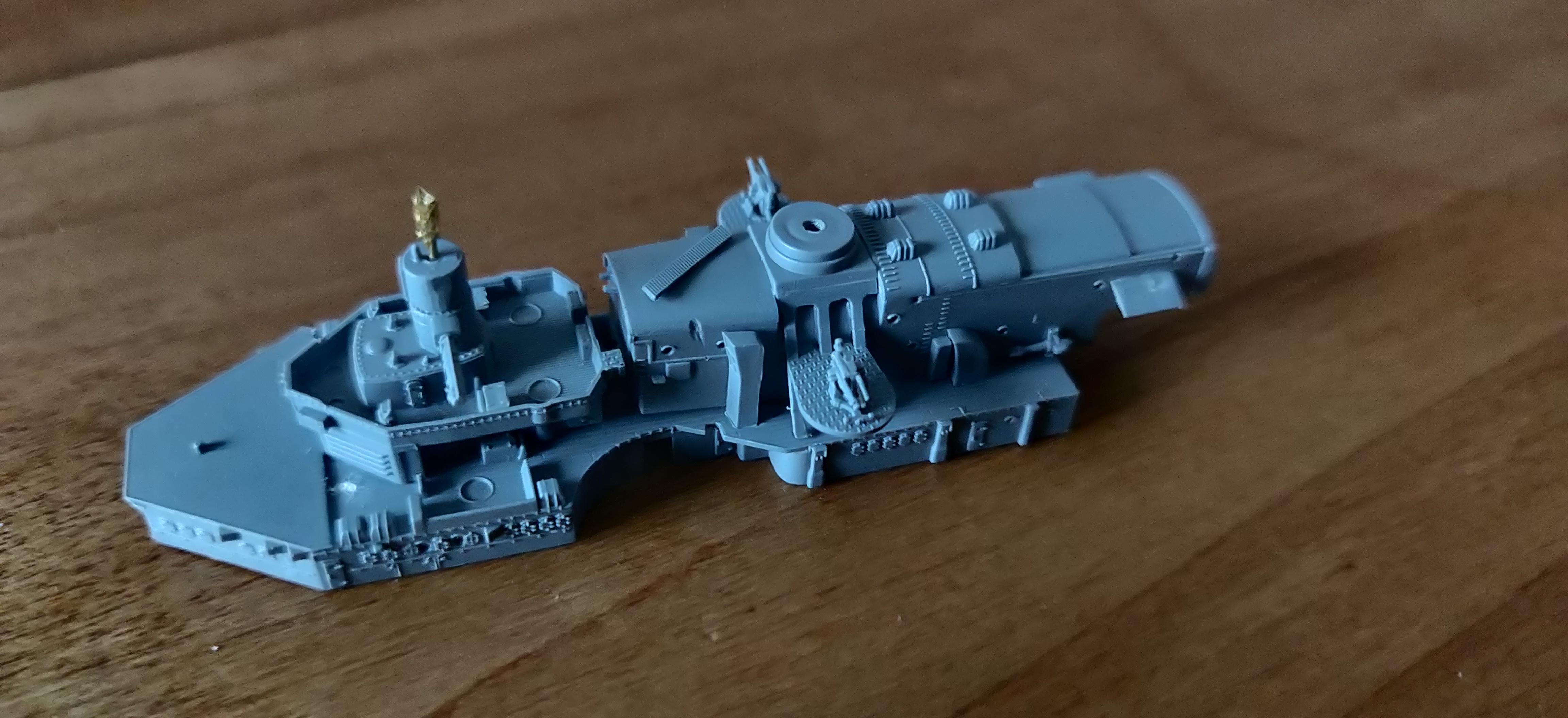 scharnhorst flyhawk 1943 1/700 IMG_20200509_191018