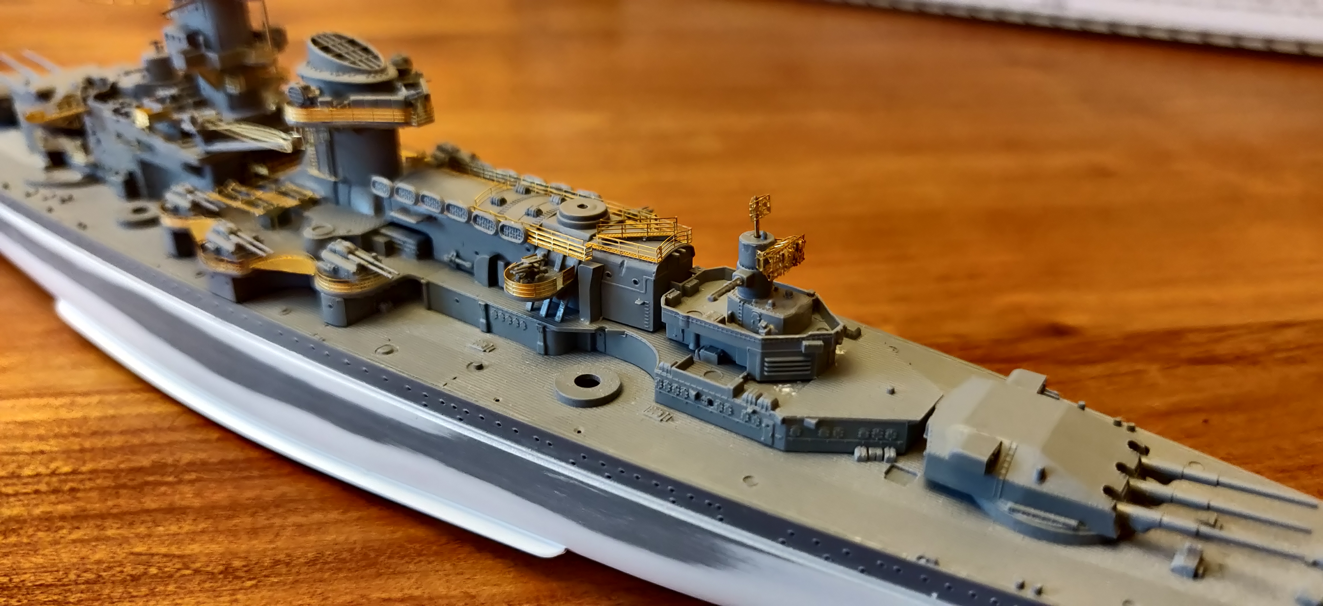 scharnhorst flyhawk 1943 1/700 IMG_20200510_181934