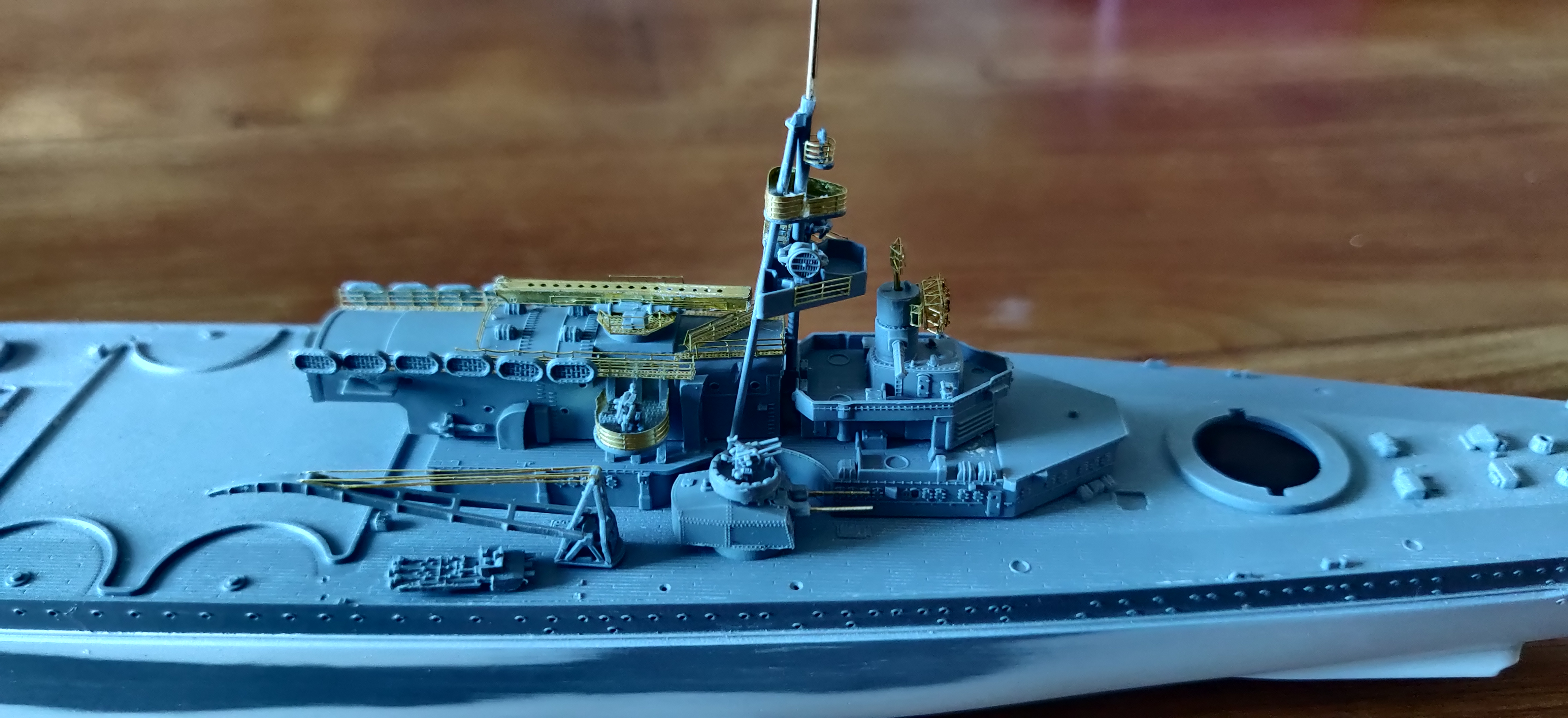 scharnhorst flyhawk 1943 1/700 IMG_20200512_191627