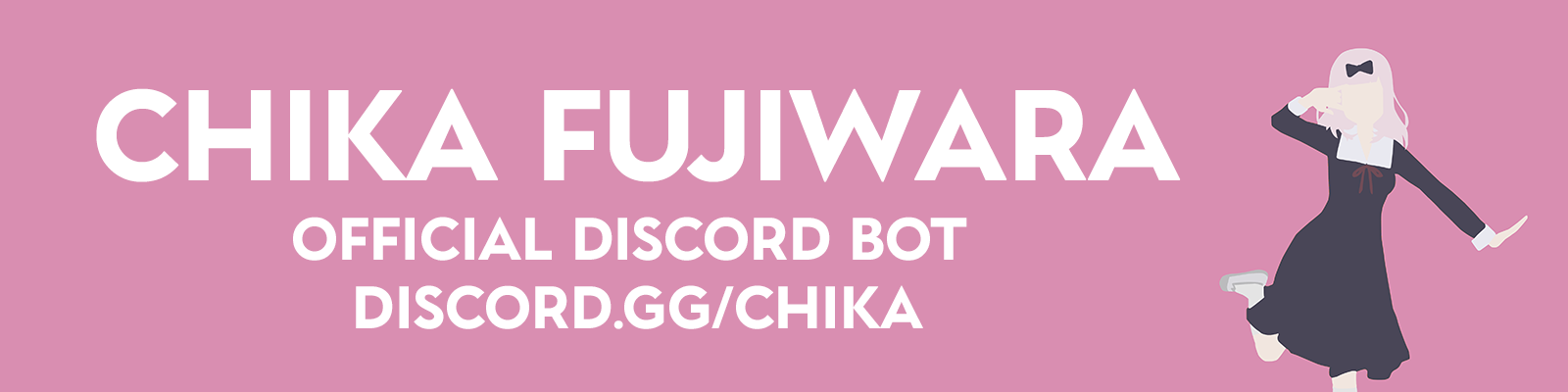 Official Chika Fujiwara Background