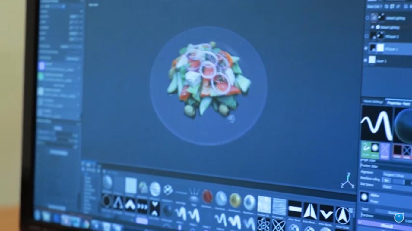 Duvida de como usar varias imagens para cria um obj em 3d Unknown