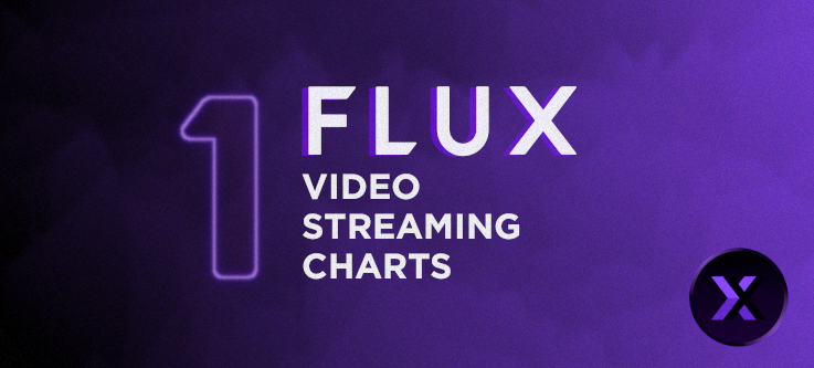 Flux Streaming Charts Flux4