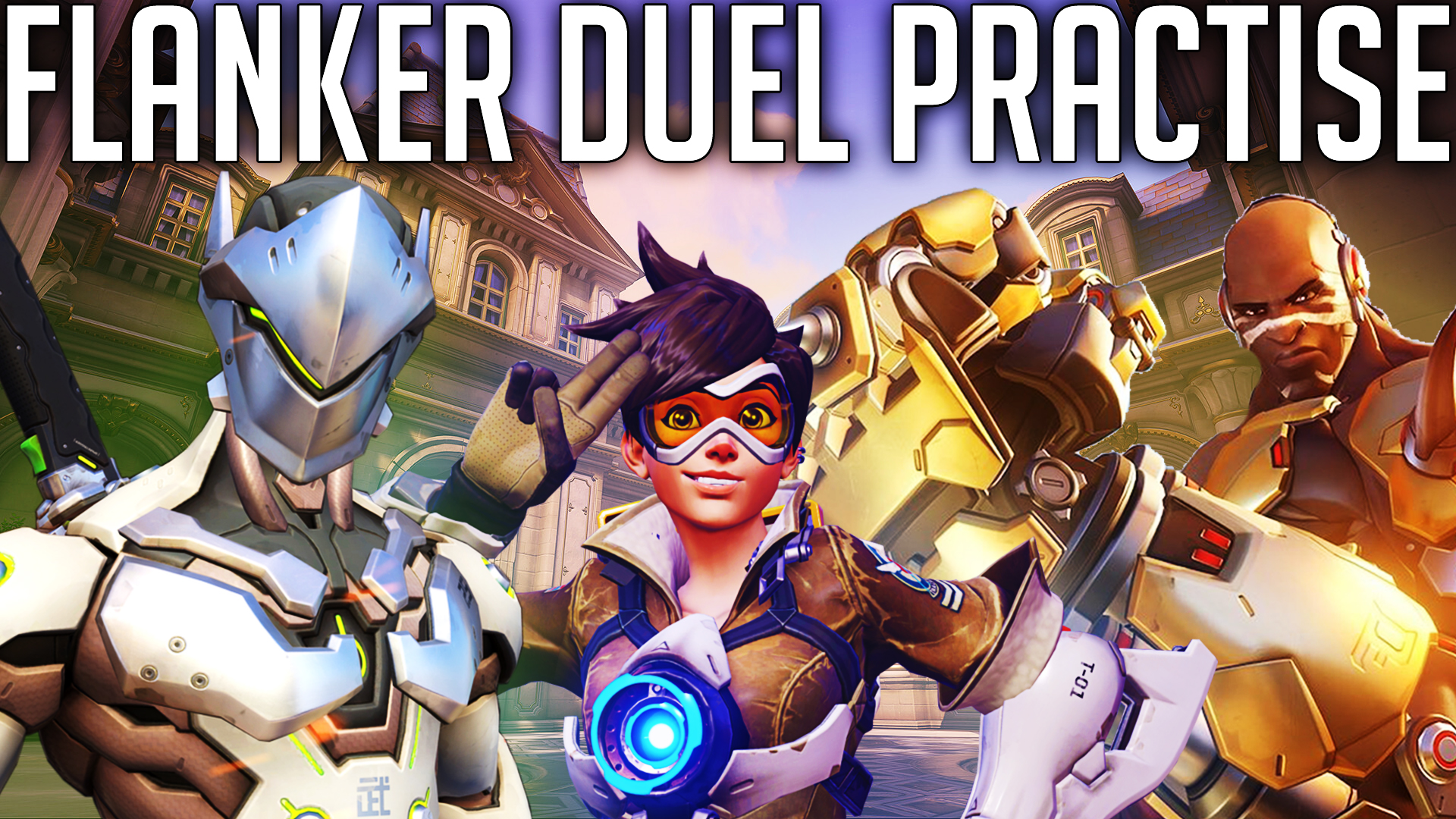 Thumbnail for Flanker Duel Practise (Genji, Tracer and Doomfist)