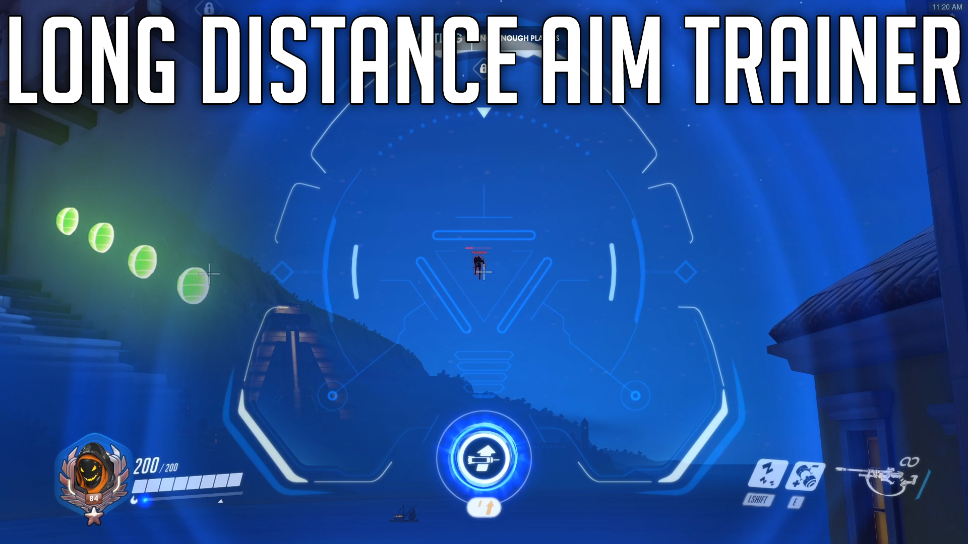 Thumbnail for Long Distance Aim Trainer