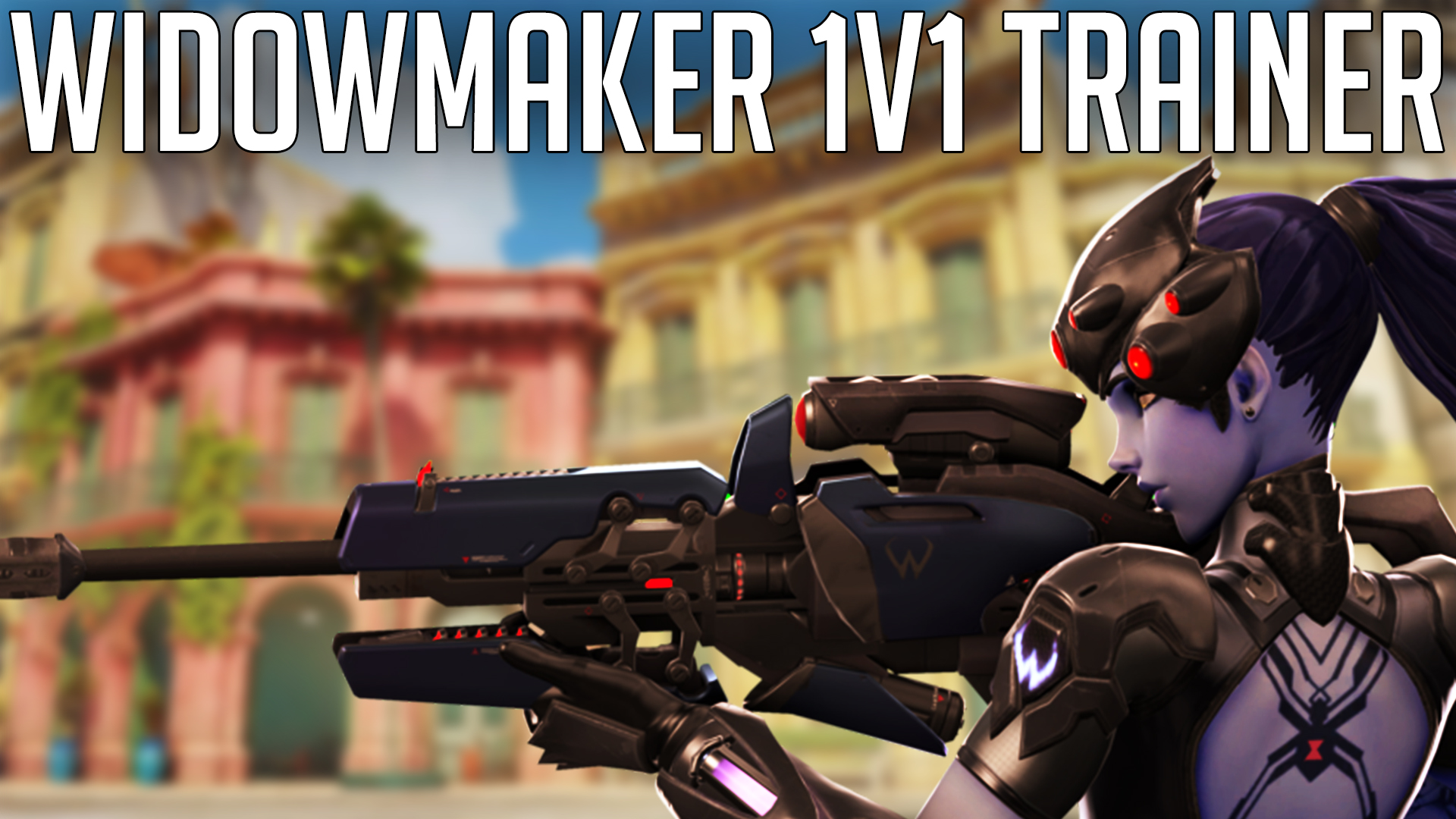 Thumbnail for Widowmaker 1v1 Practise Mode