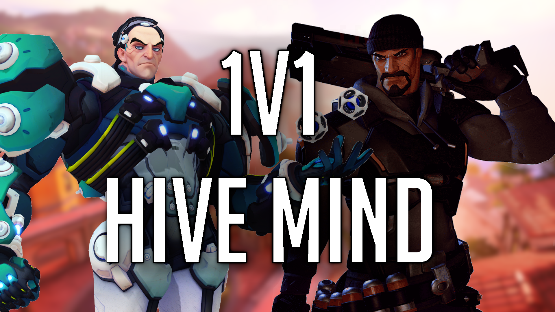 Thumbnail for Hive Mind 1v1