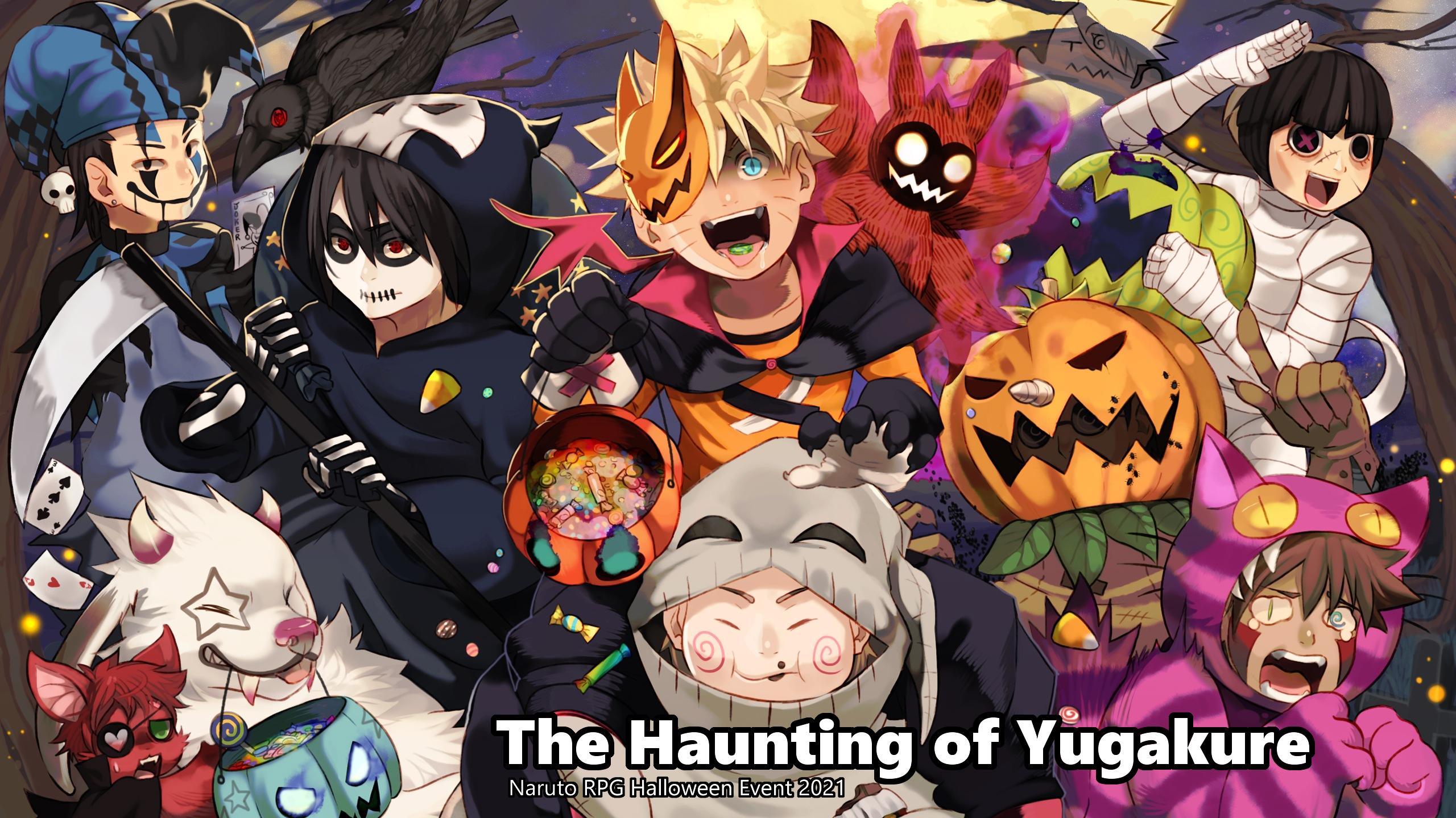 Halloween Event 2021 Unknown