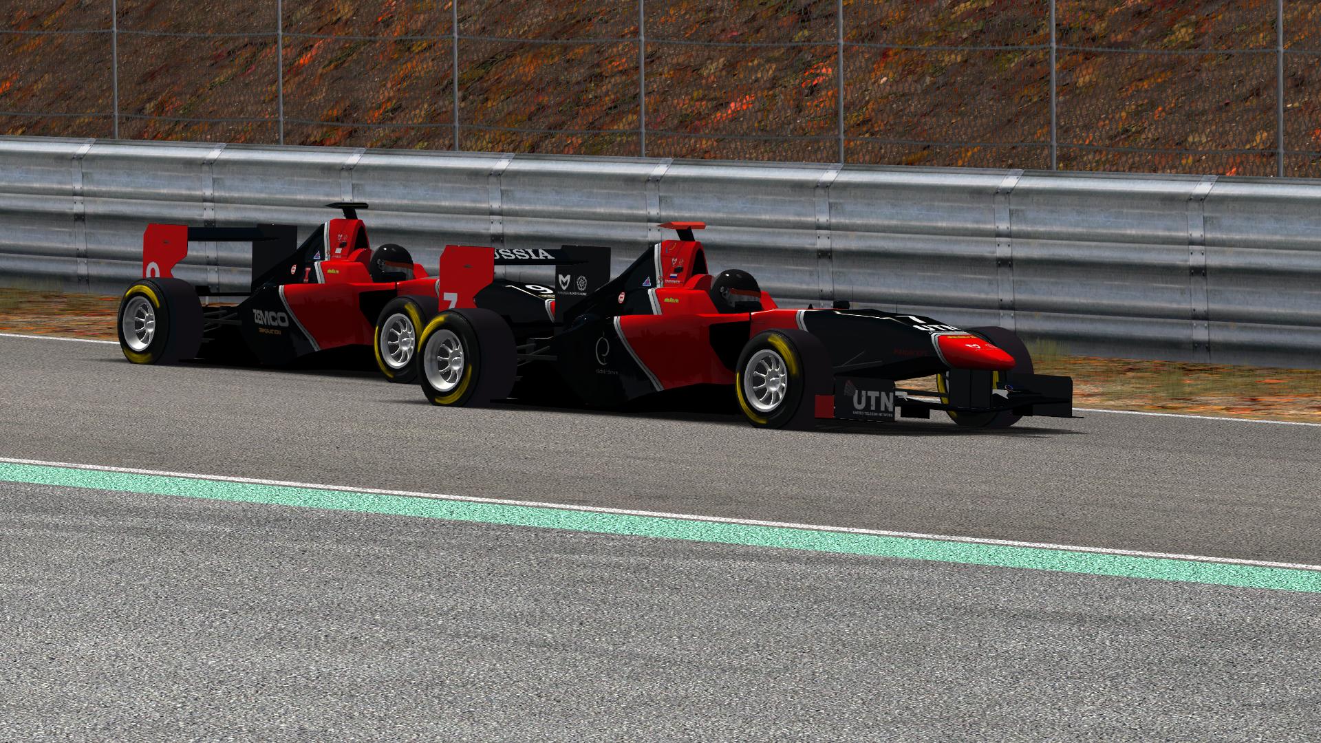 [AMS] 2010-12 GP3 Series v1.0 by .Race9 Modding GP3-3