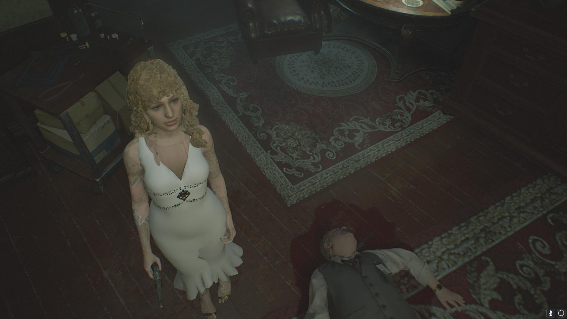katherine warren original dress:
