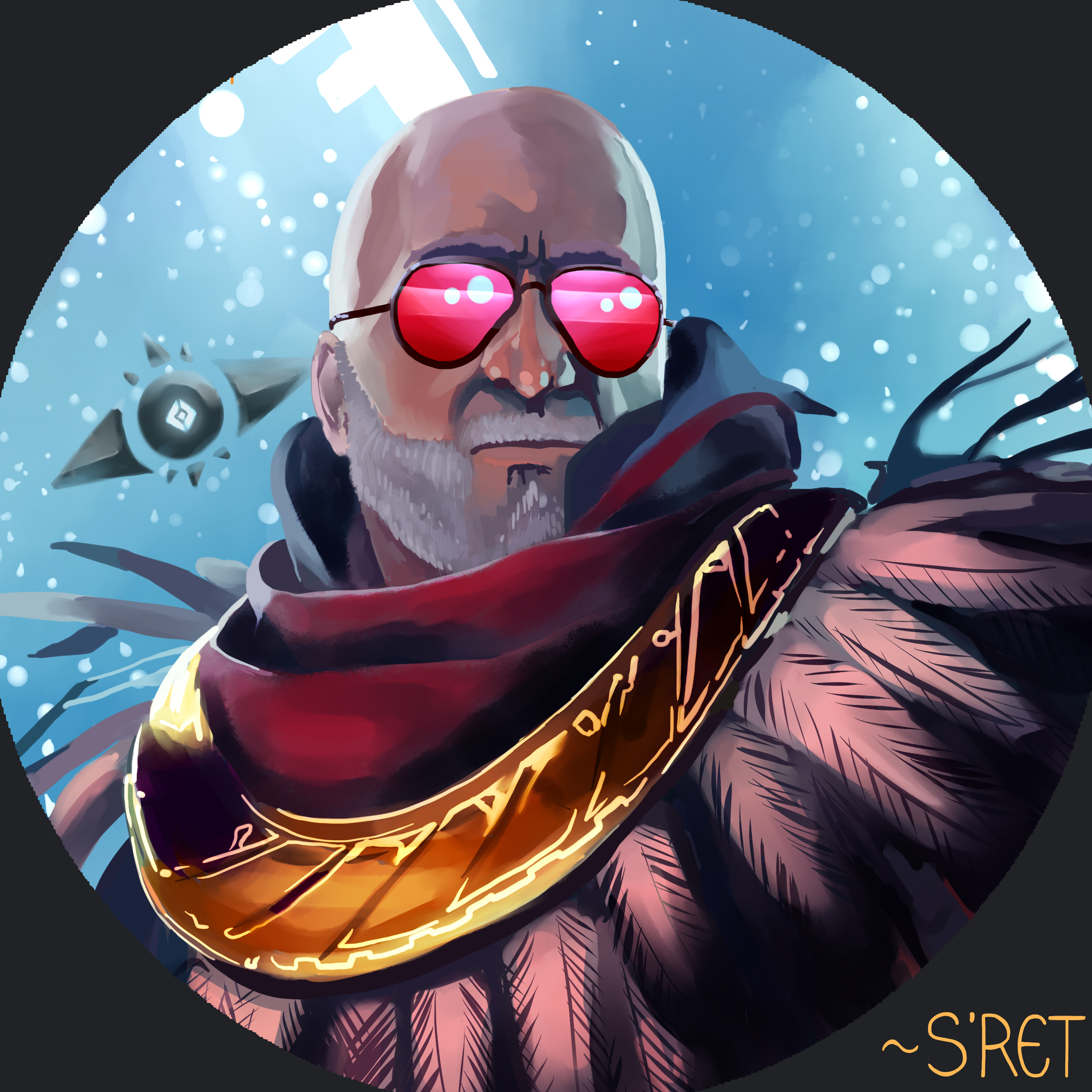 The Cooler Osiris