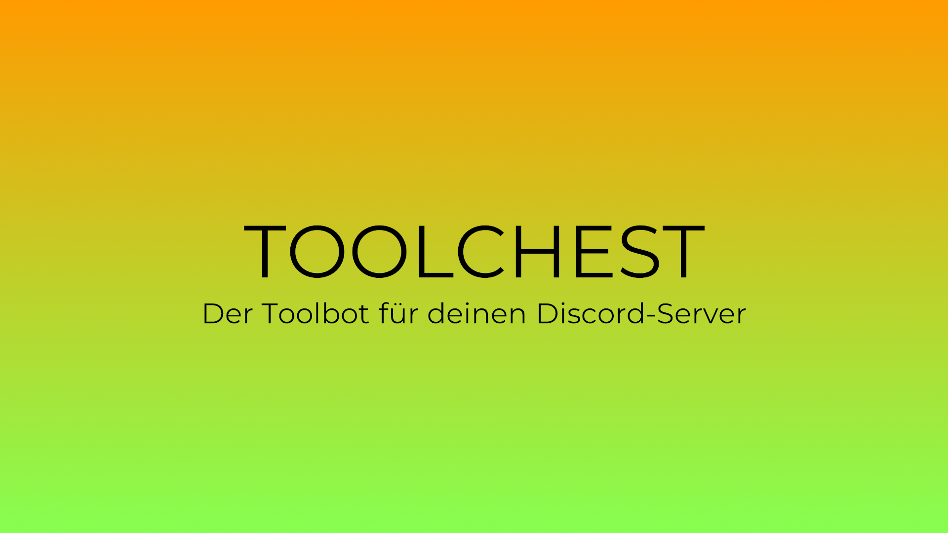 Toolchest Support,s banner