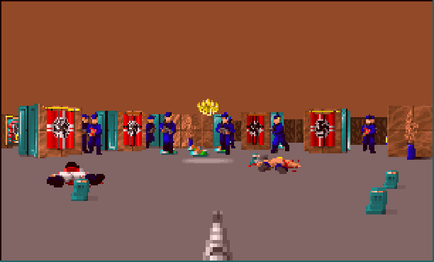 Wolfenstein 3D The Way ID Did PIC5