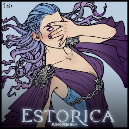 Estorica Original 18+ Fantasy RP Glorianna_Violet