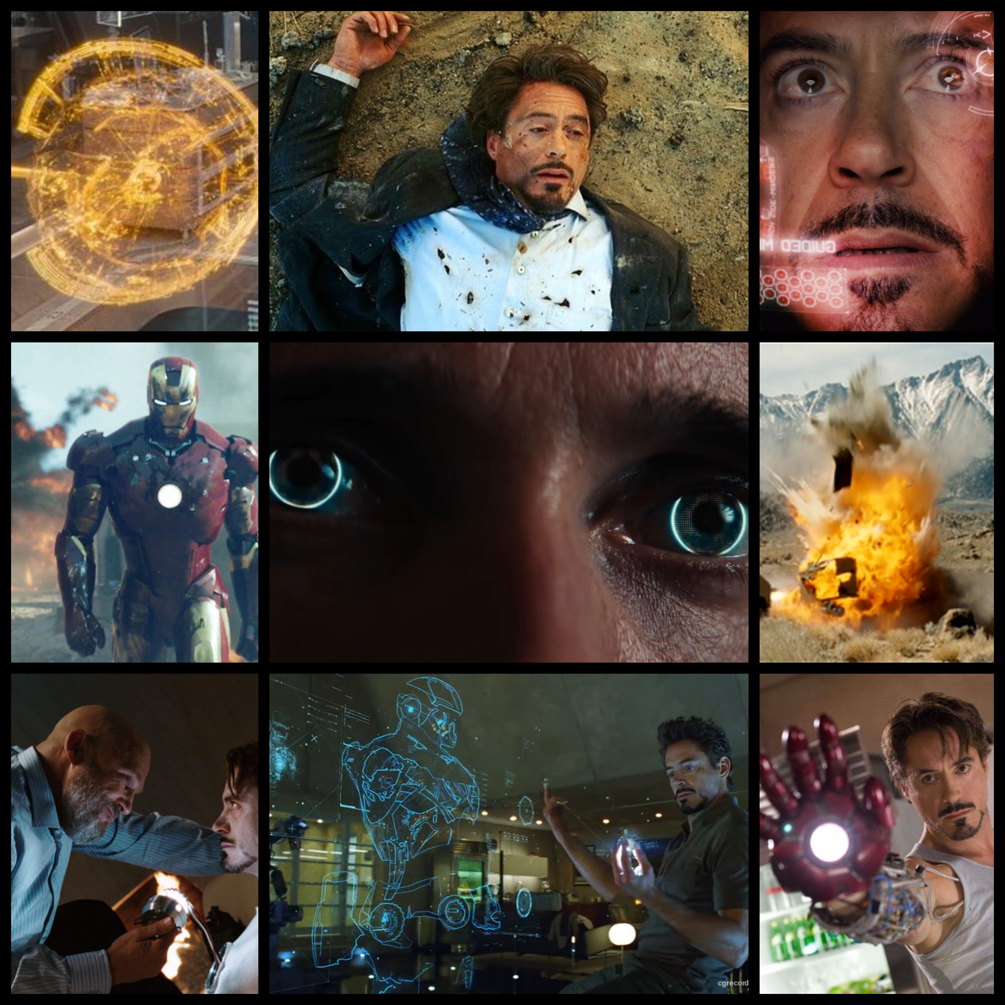 We Are Iron Man moodboard by Crematosis