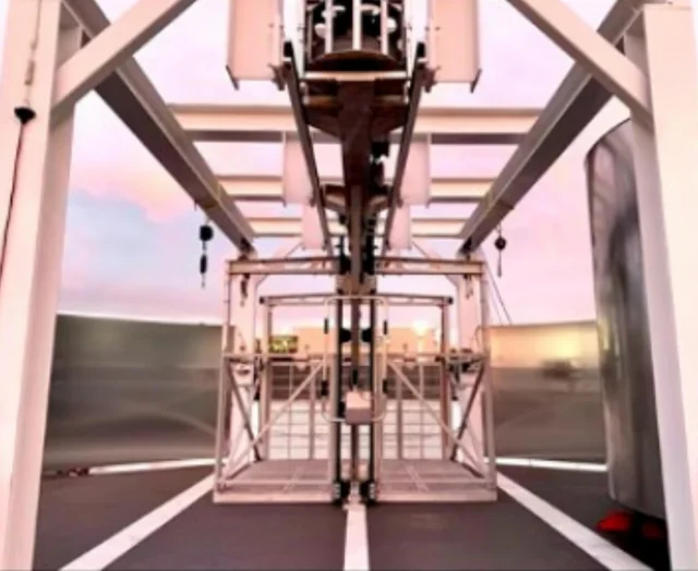 Starship Elevador SpaceX Nave