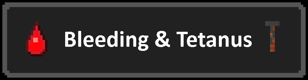 Bleeding & Tetanus