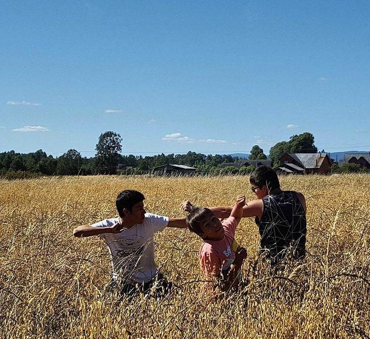Niño de 15 años genero una pelea entre los lugareños de una comunidad de parcelas