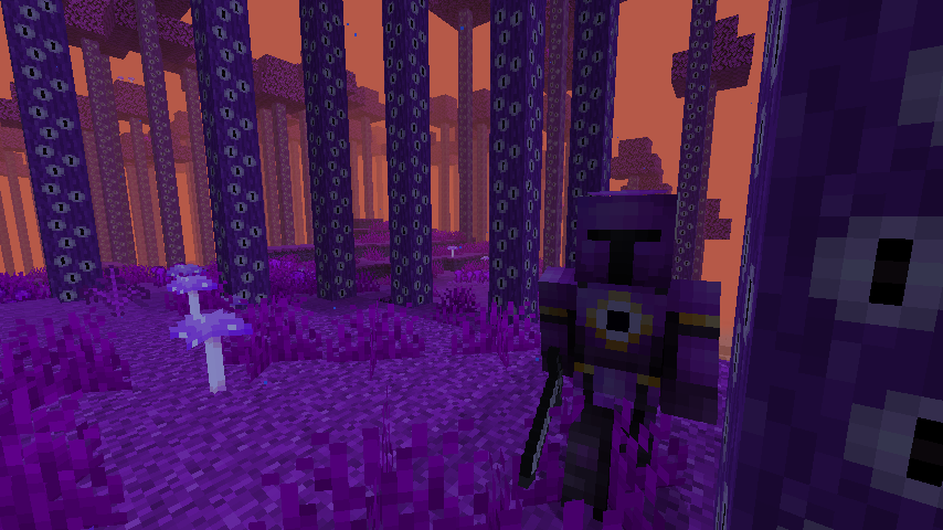 Shadowlands - new dimensions, bosses and more! [1.14.4] [1.15.2] Minecraft Mod