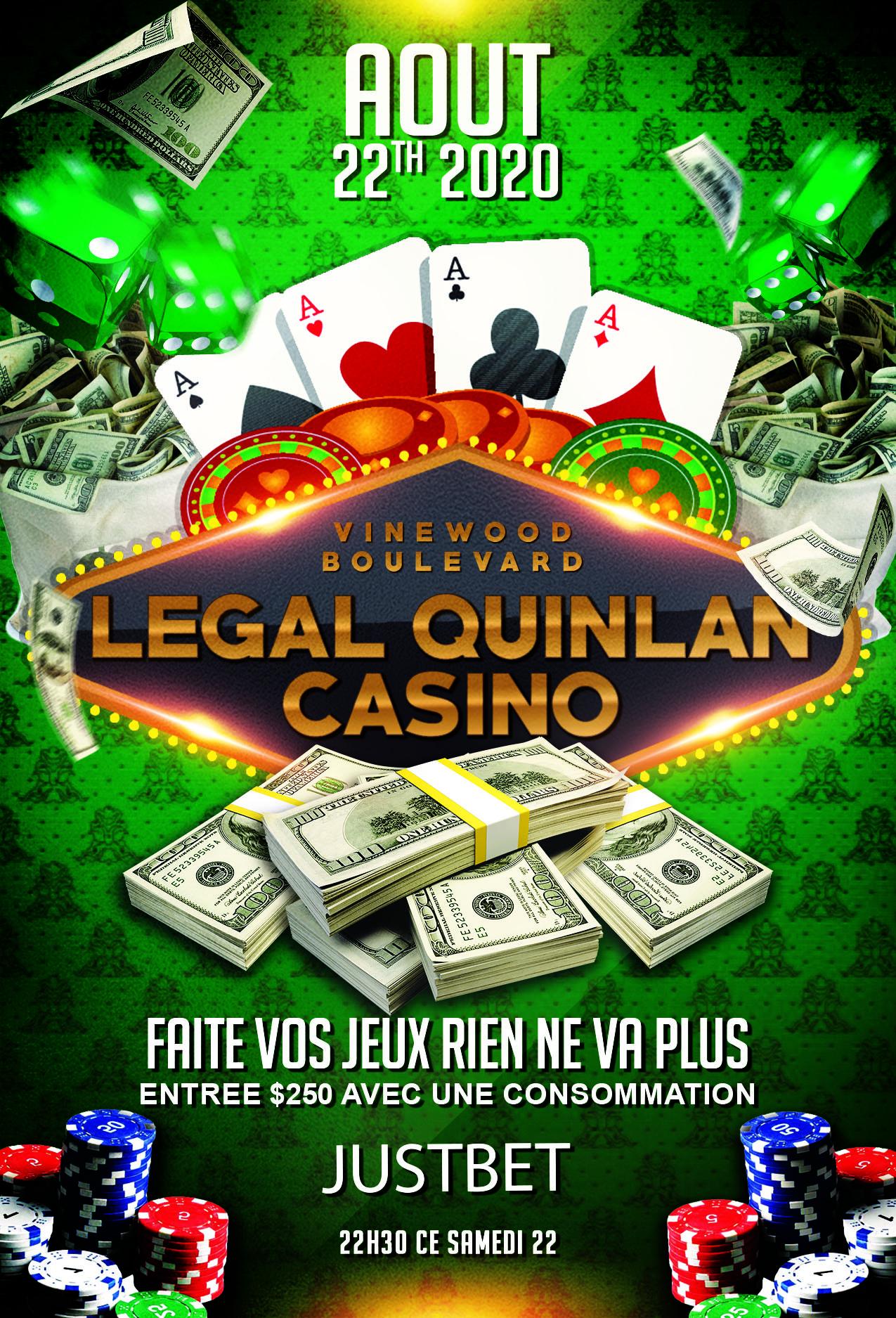 (Site) Legal Quinlan Casino Casino