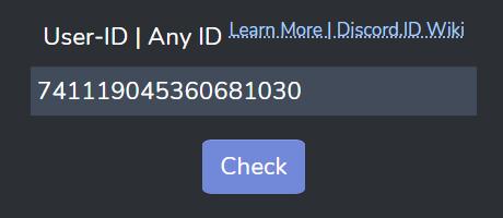Mejora apartado para Discord en los perfiles del foro [Sugerencia] Unknown
