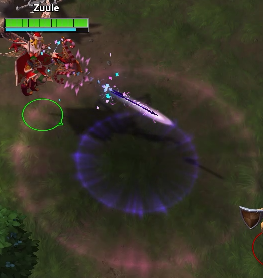 unknown - Sylvanas' Deafening Blast radius is much worse than you think. Here's why.
