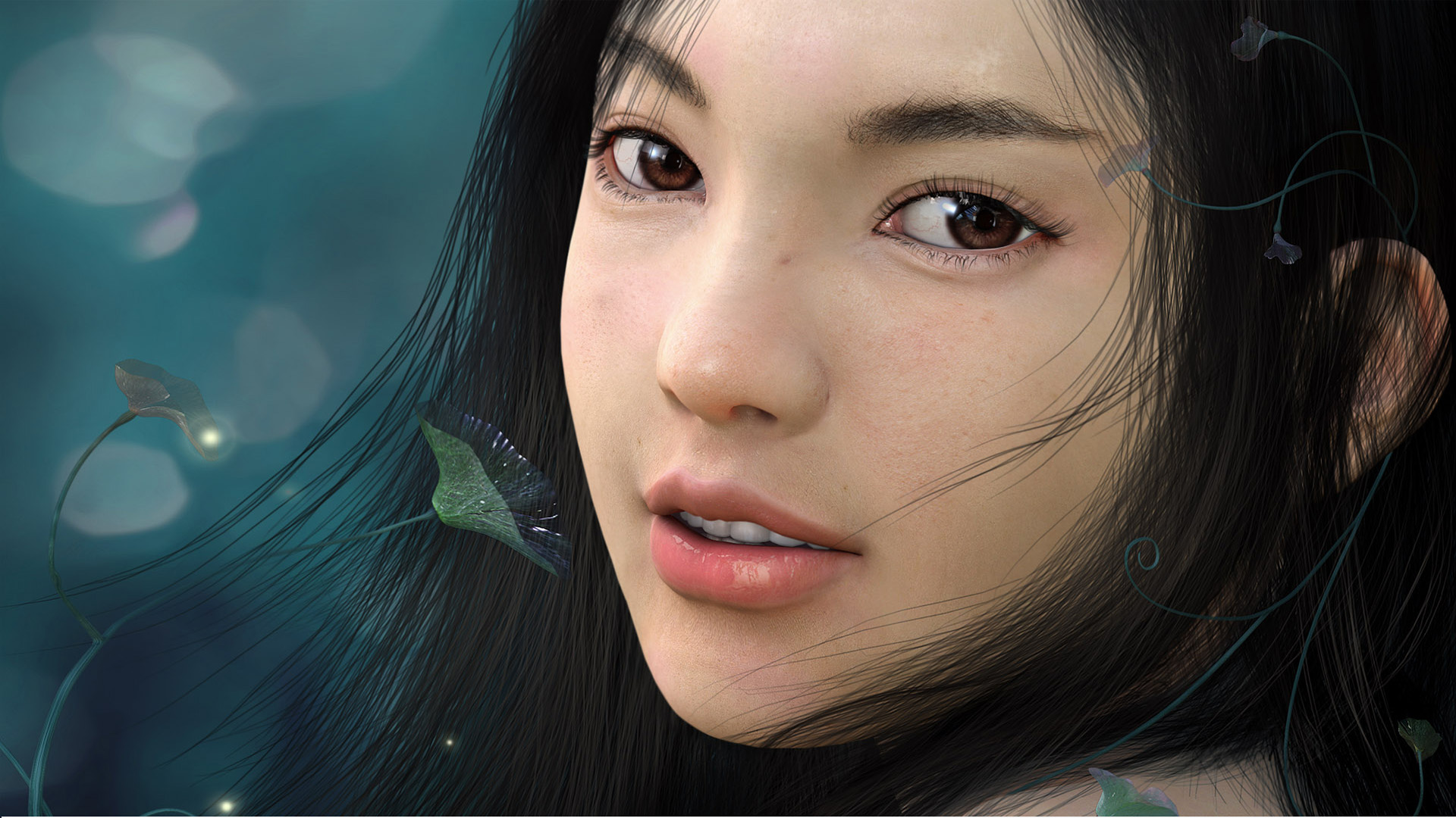 animeinterface ten (10) unbelievable realistic anime girls drawings