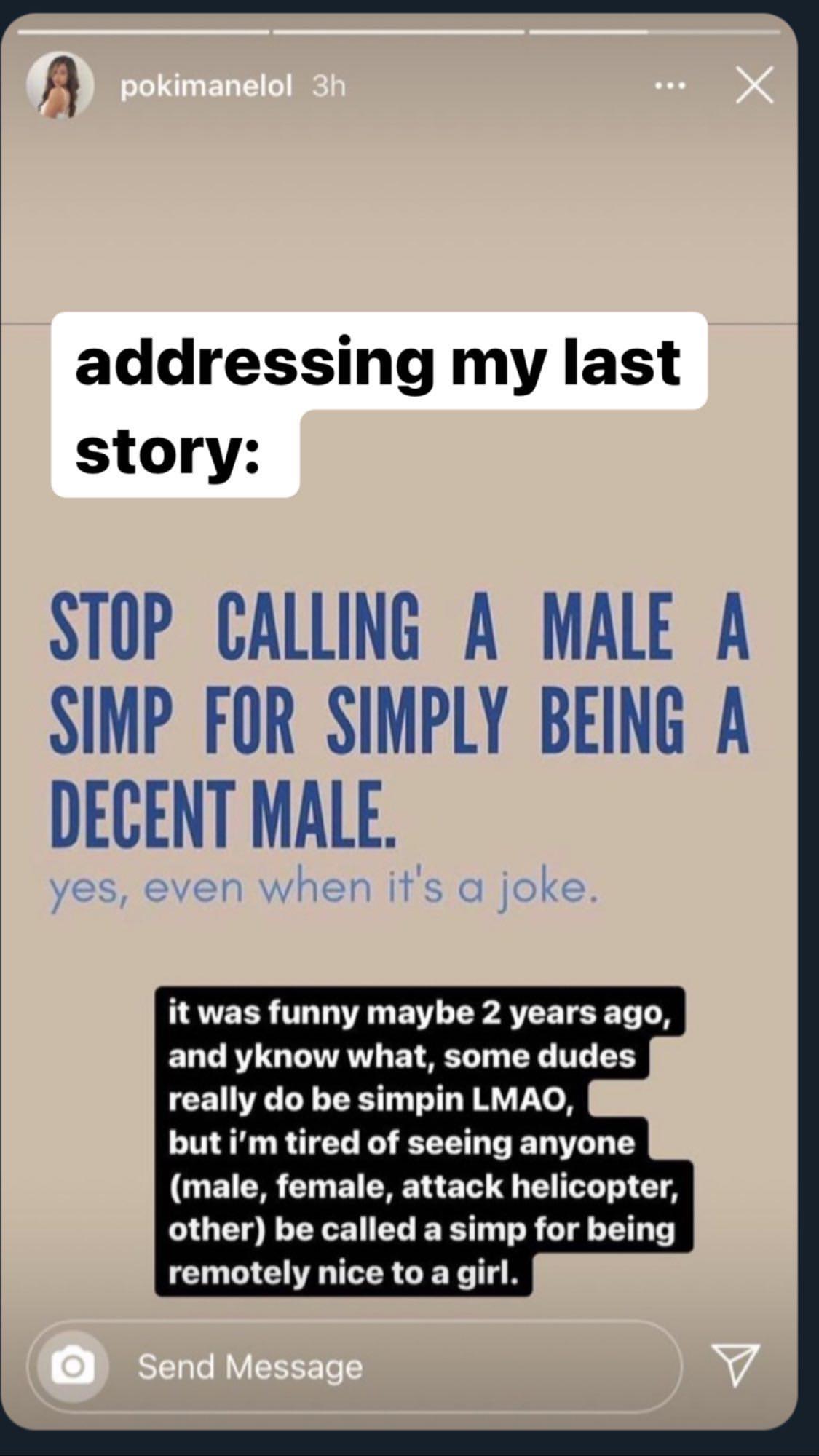 Pokimane transphobic slur