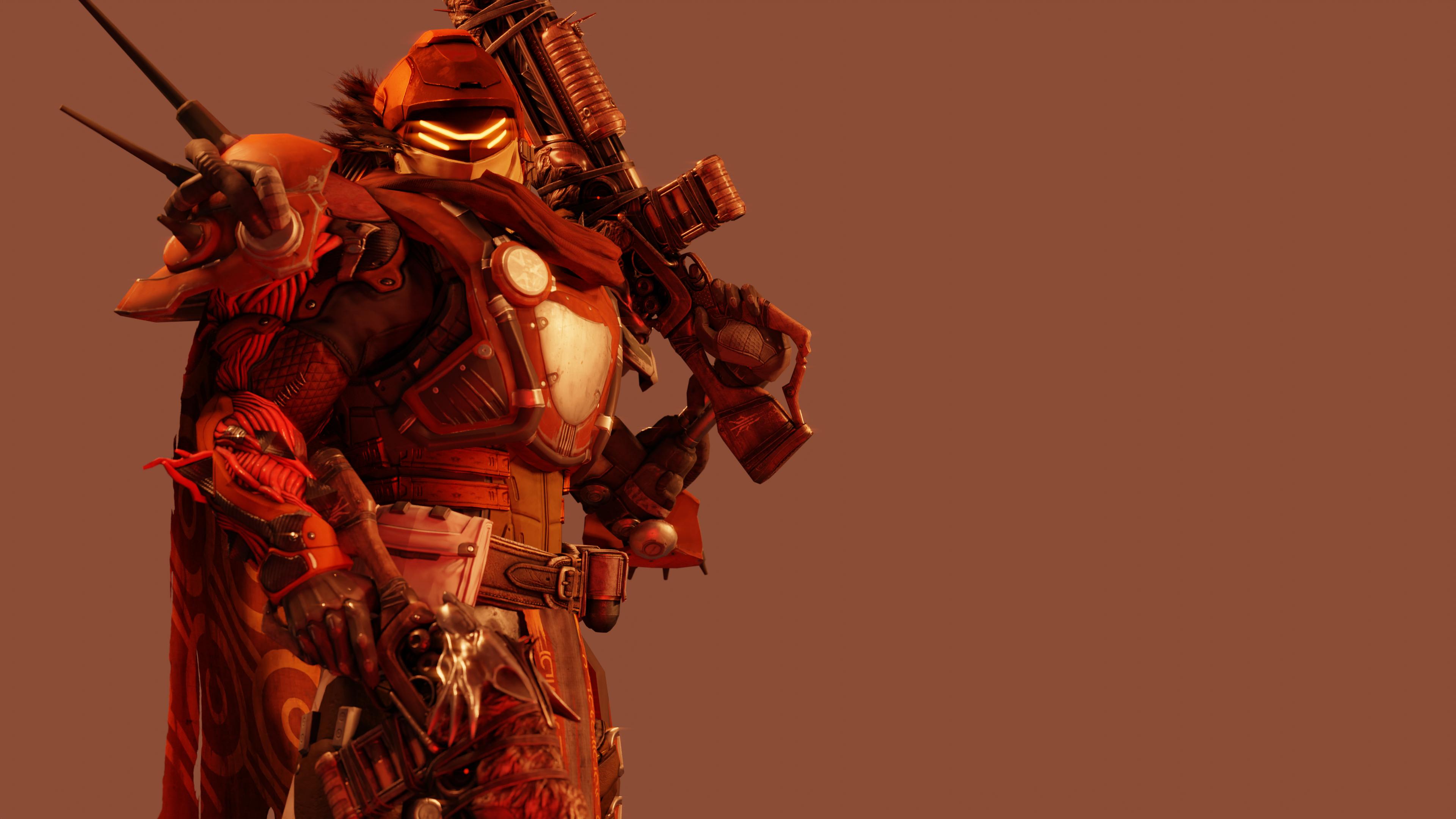 Titan x Taniks Armor