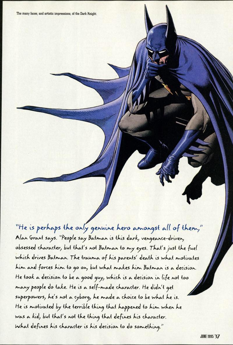Psychology of Bruce Wayne Image0