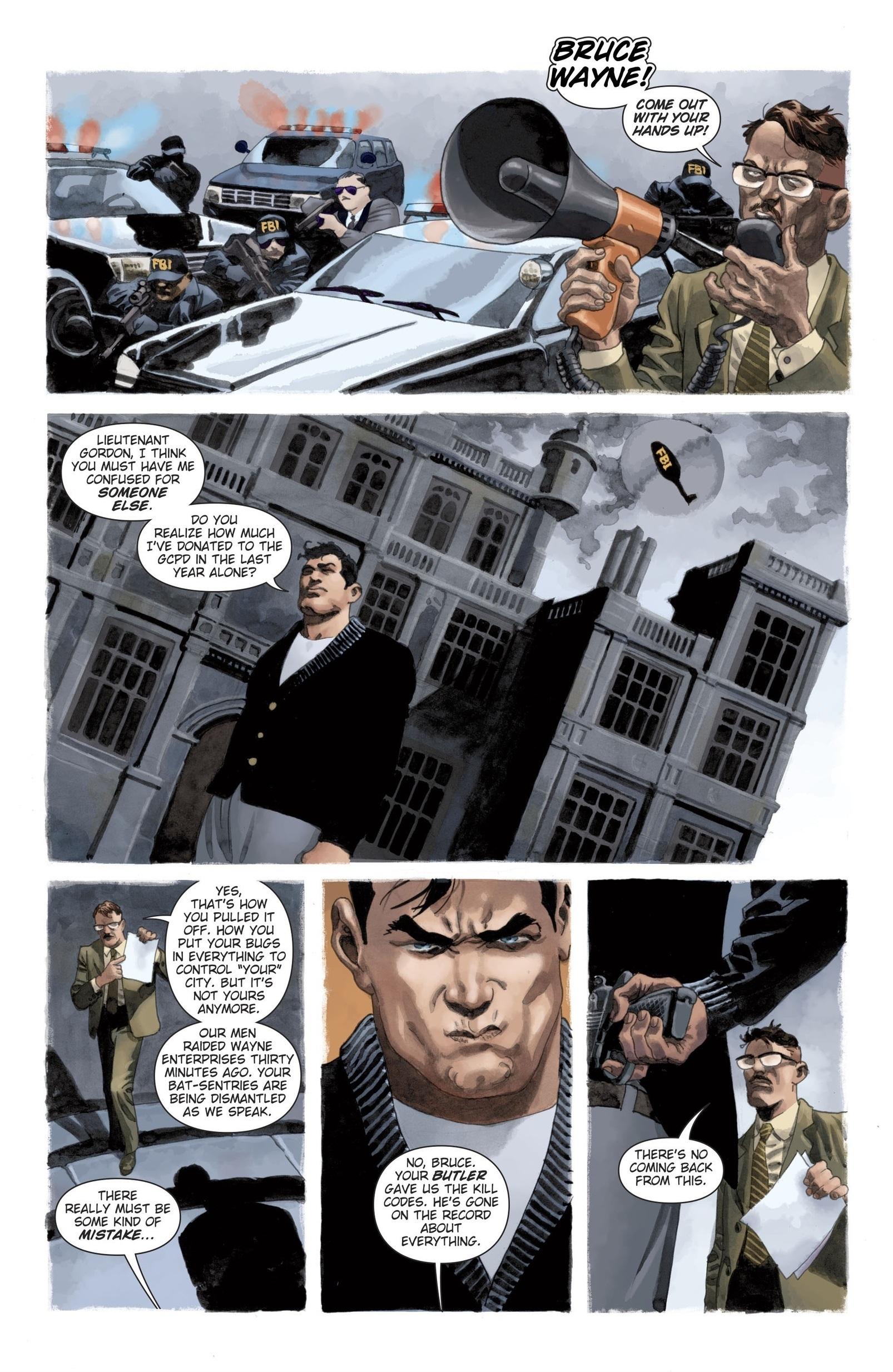 Psychology of Bruce Wayne 2
