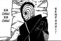 Roteiro em Sasuke vs. Deidara Unknown