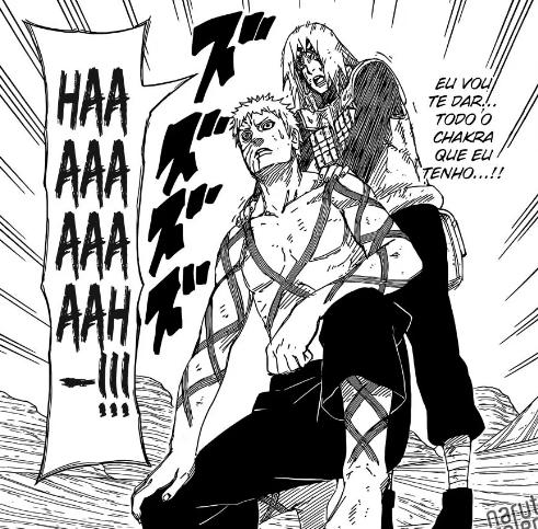 Ino e Guy, os melhores na 4° Guerra Ninja Unknown