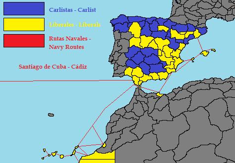 Alianza HFB - Campaña Militar Guerras Carlistas - Sábados EUROPA_CARLISTA