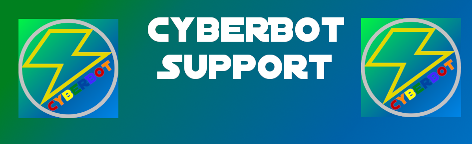 CyberBot Support,s banner