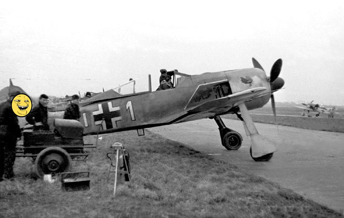 Focke-Wulf-Fw-190-A-4-WNr-2413-Fw-Kurt-K