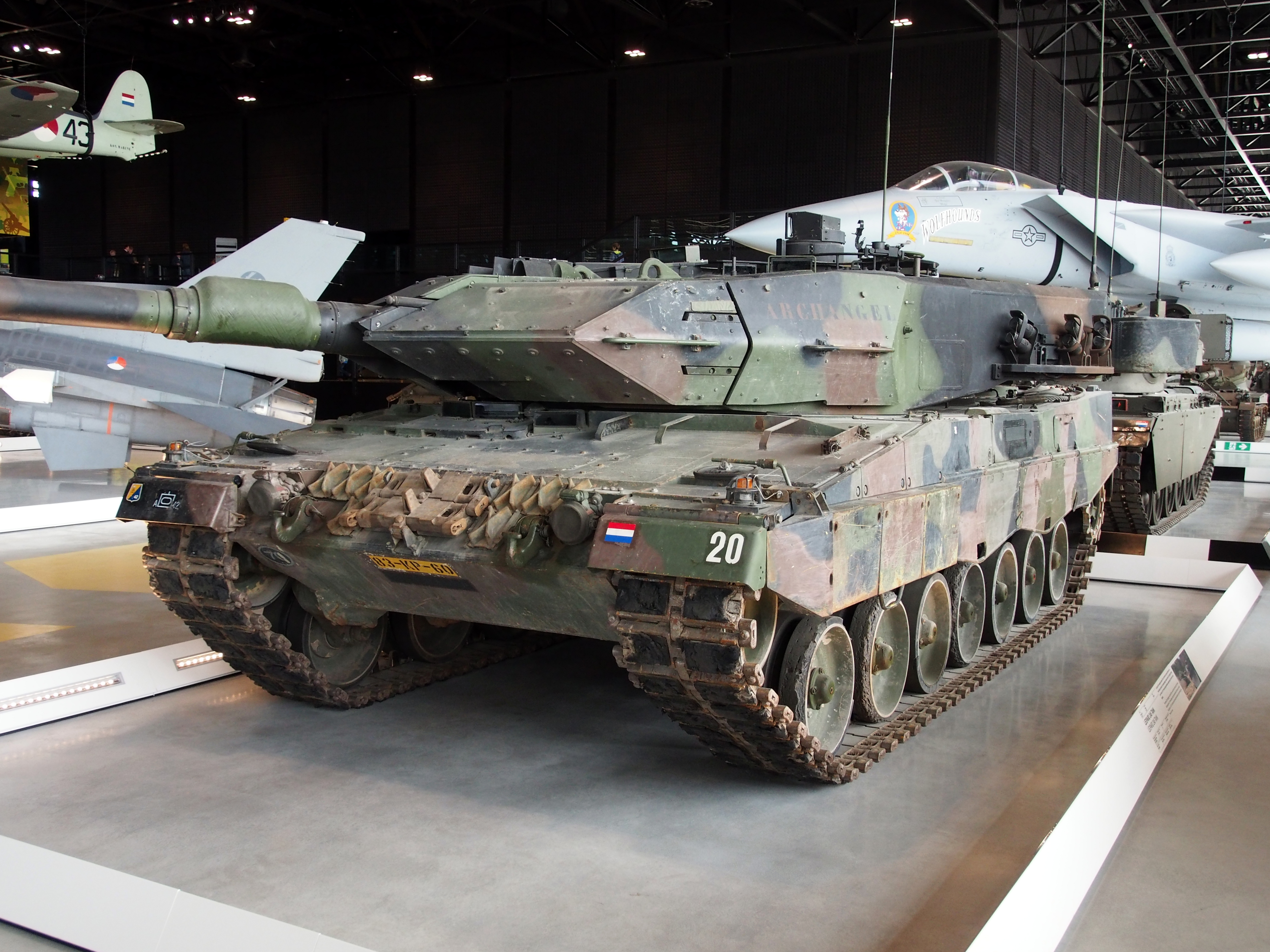 Leopard_2A6_Tank_Nationaal_Militair_Muse