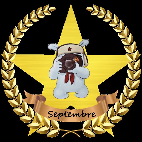 Gagnant photo septembre