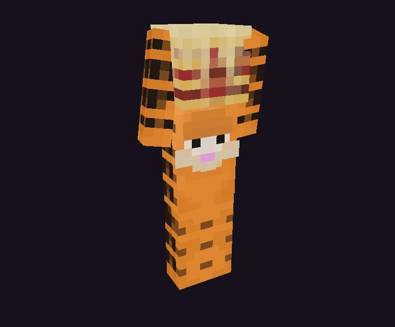 Lasagna Theif Minecraft Skin