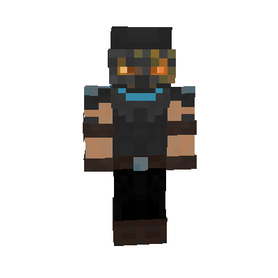 My Skin, But Better Minecraft Skin
