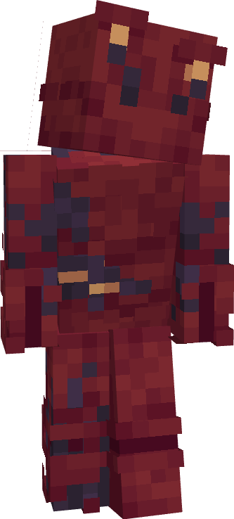 Crab-Monster-Man Minecraft Skin