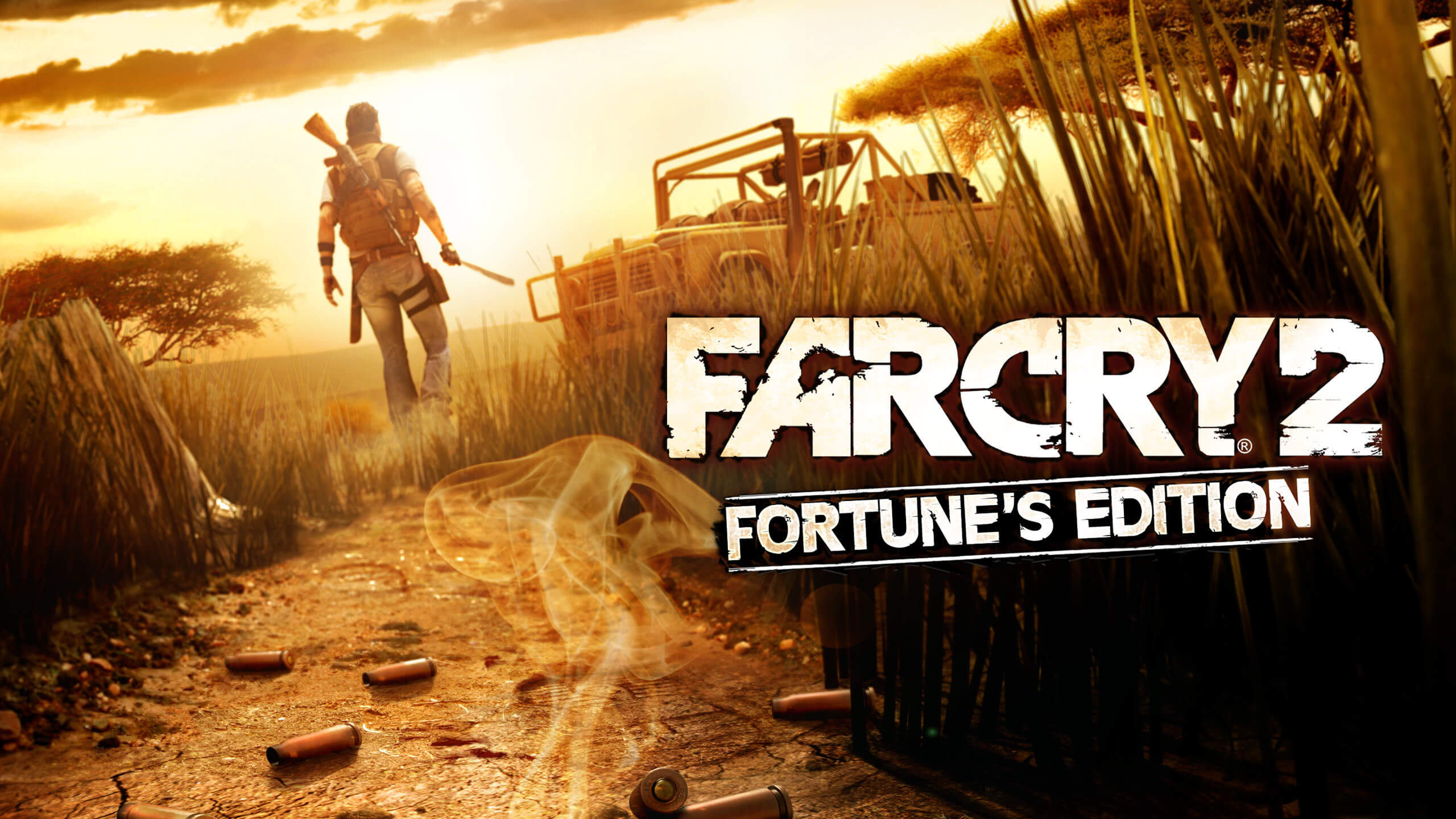 Game incursion – Far Cry 2 very good game for its time