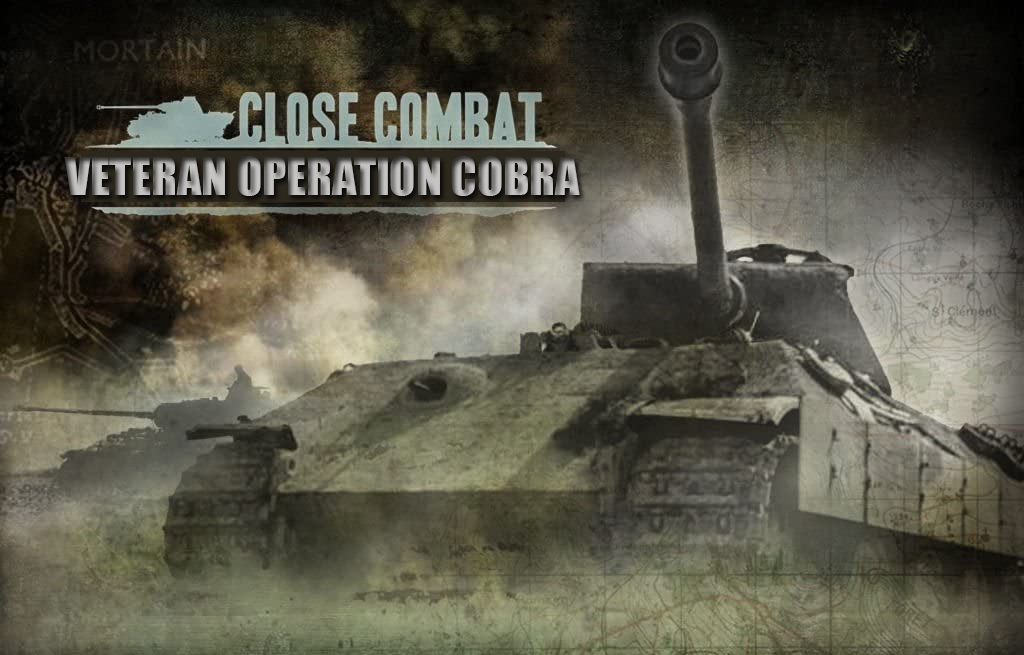 Close Combat The Bloody First – Operation Cobra