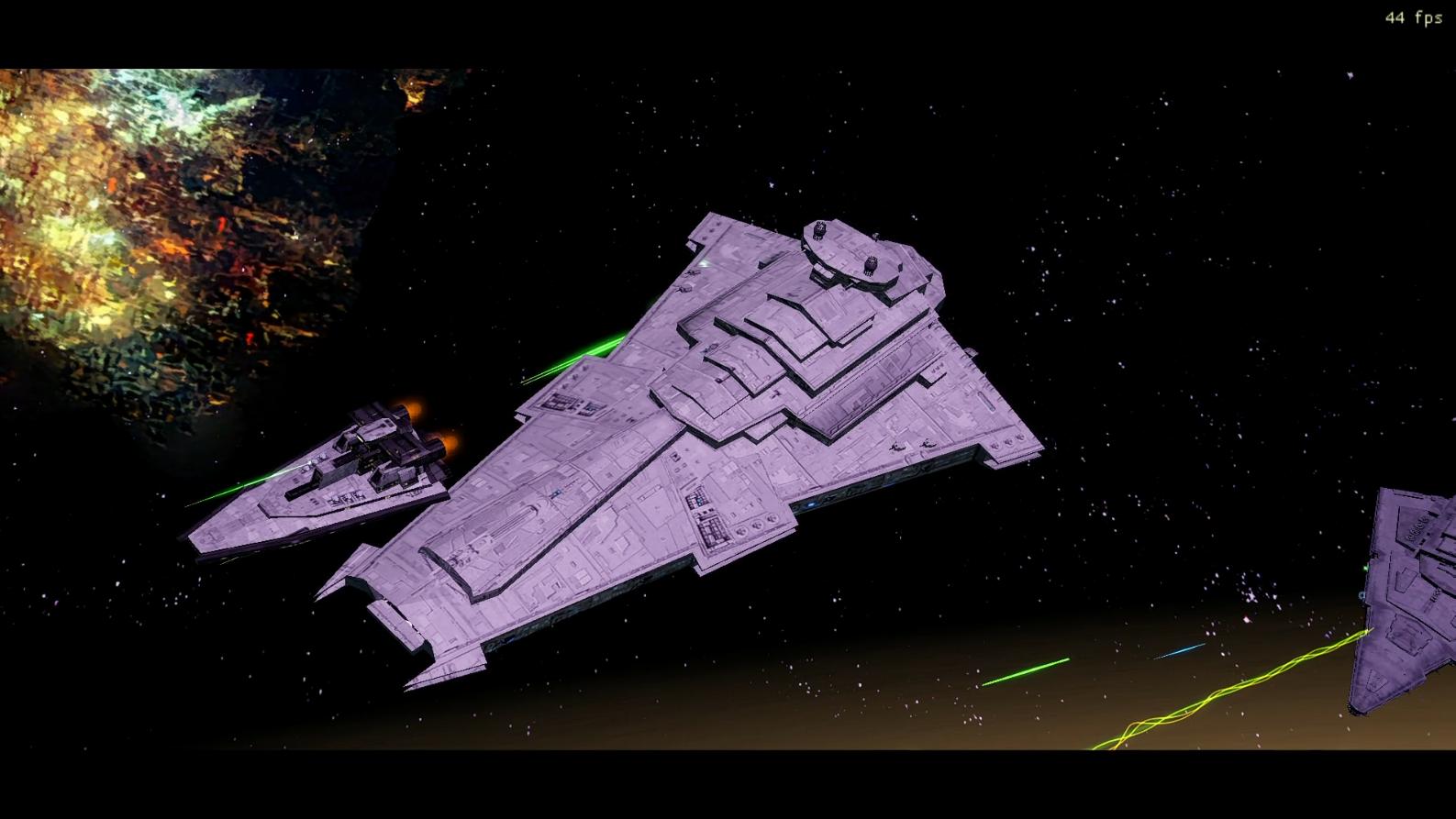 Star Wars Empire at War – FOC Alliance – Progress 09/07/2021