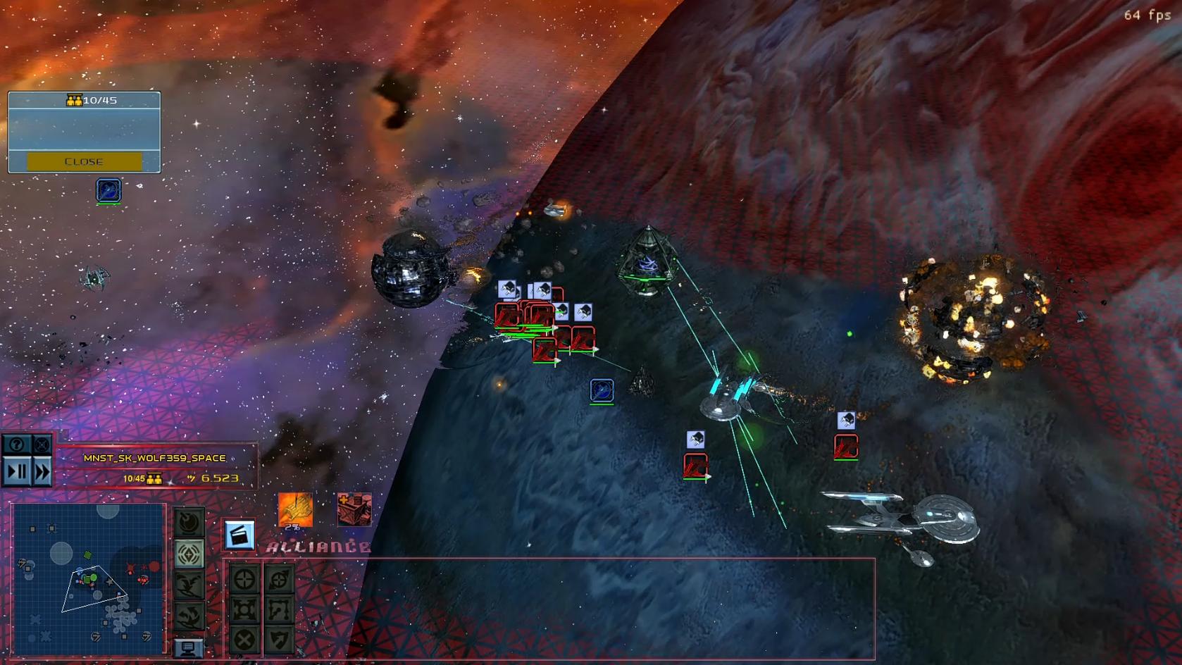 Star Wars Empire at War – Star Trek Alliance – Progress 21/07/21