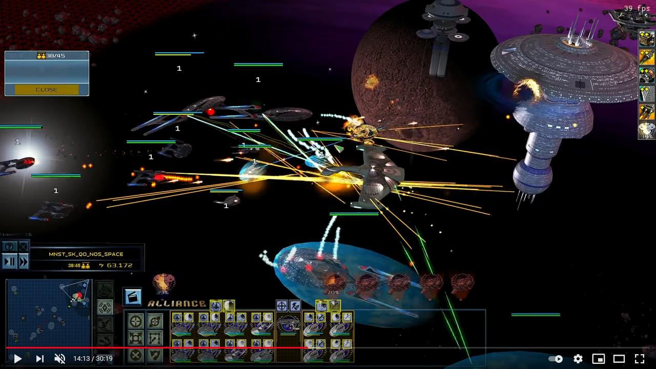 Star Wars Empire at War – Star Trek Alliance – Progress 24/08/21